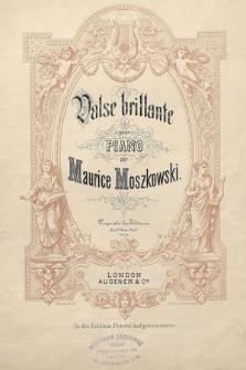 Valse brillante : pour piano