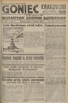 Goniec Krakowski : bezpartyjny dziennik popularny. 1922, nr239