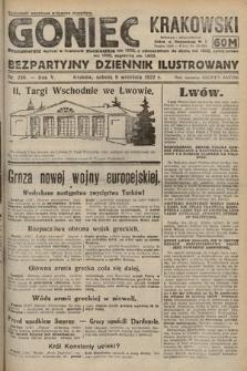 Goniec Krakowski : bezpartyjny dziennik popularny. 1922, nr246