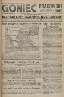 Goniec Krakowski : bezpartyjny dziennik popularny. 1922, nr277