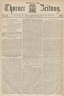 Thorner Zeitung. 1869, Nro. 52 (3 März)