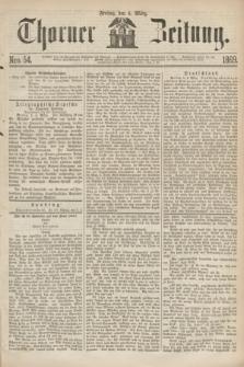 Thorner Zeitung. 1869, Nro. 54 (5 März)