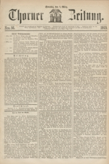 Thorner Zeitung. 1869, Nro. 56 (7 März)