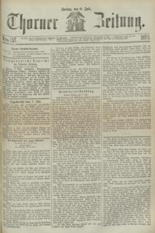 Thorner Zeitung. 1870, Nro. 157 (8 Juli)