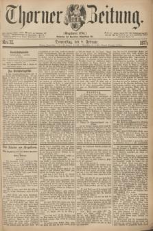 Thorner Zeitung : Gegründet 1760. 1877, Nro. 32 (8 Februar)