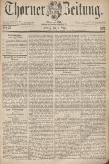 Thorner Zeitung : Gegründet 1760. 1877, Nro. 57 (9 März)