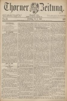 Thorner Zeitung : Gegründet 1760. 1877, Nro. 151 (3 Juli)