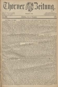 Thorner Zeitung : Begründet 1760. 1877, Nro. 282 (2 Dezember) + dod.
