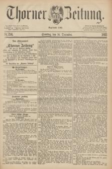 Thorner Zeitung : Begründet 1760. 1883, Nr. 294 (16 December) + dod.