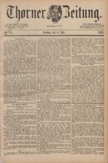 Thorner Zeitung : Begründet 1760. 1890, Nr. 153 (4 Juli)