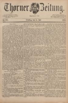 Thorner Zeitung : Begründet 1760. 1890, Nr. 162 (15 Juli)
