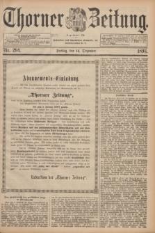 Thorner Zeitung : Begründet 1760. 1893, Nr. 294 (14 Dezember) + dod.