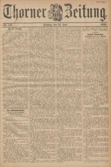 Thorner Zeitung. 1899, Nr. 147 (25 Juni) - Drittes Blatt