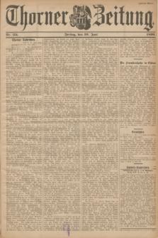 Thorner Zeitung. 1899, Nr. 151 (30 Juni) - Zweites Blatt