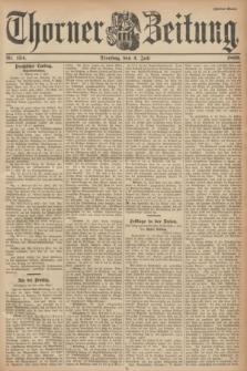 Thorner Zeitung. 1899, Nr. 154 (4 Juli) - Zweites Blatt