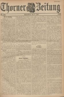 Thorner Zeitung. 1899, Nr. 158 (8 Juli) - Zweites Blatt