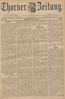 Thorner Zeitung : Begründet 1760. 1899, Nr. 161 (12 Juli)