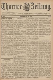 Thorner Zeitung : Begründet 1760. 1899, Nr. 167 (19 Juli)