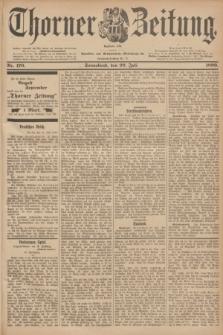 Thorner Zeitung : Begründet 1760. 1899, Nr. 170 (22 Juli)