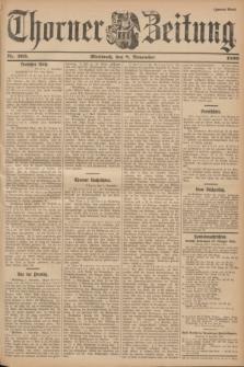Thorner Zeitung. 1899, Nr. 263 (8 November) - Zweites Blatt