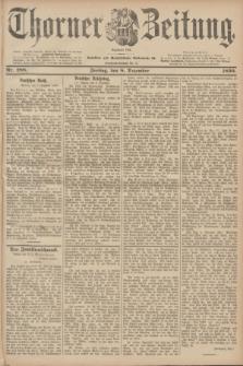 Thorner Zeitung : Begründet 1760. 1899, Nr. 288 (8 Dezember)