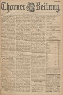 Thorner Zeitung. 1900, Nr. 7 (10 Januar) - Zweites Blatt