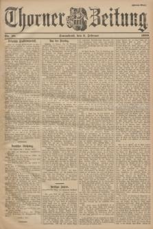 Thorner Zeitung. 1900, Nr. 28 (3 Februar) - Zweites Blatt