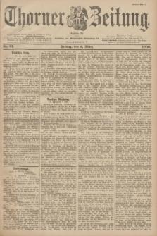 Thorner Zeitung : Begründet 1760. 1900, Nr. 57 (9 März) - Erstes Blatt