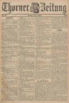Thorner Zeitung. 1900, Nr. 57 (9 März) - Zweites Blatt