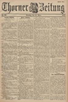 Thorner Zeitung. 1900, Nr. 60 (13 März) - Zweites Blatt