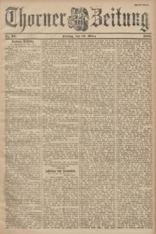 Thorner Zeitung. 1900, Nr. 63 (16 März) - Zweites Blatt