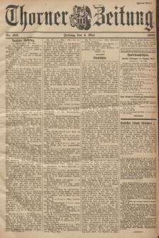 Thorner Zeitung. 1900, Nr. 103 (4 Mai) - Zweites Blatt