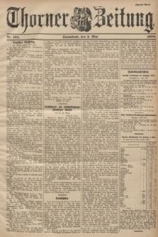 Thorner Zeitung. 1900, Nr. 104 (5 Mai) - Zweites Blatt