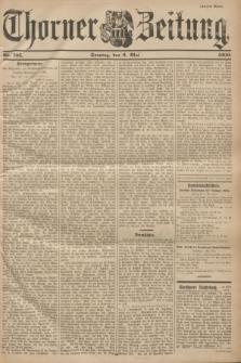 Thorner Zeitung. 1900, Nr. 105 (6 Mai) - Zweites Blatt