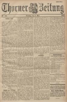 Thorner Zeitung. 1900, Nr. 106 (8 Mai) - Zweites Blatt