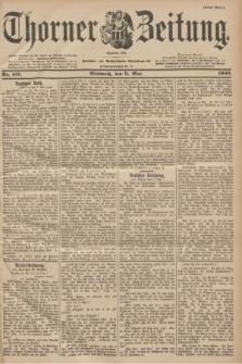 Thorner Zeitung : Begründet 1760. 1900, Nr. 107 (9 Mai) - Erstes Blatt
