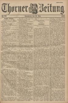 Thorner Zeitung. 1900, Nr. 121 (26 Mai) - Zweites Blatt