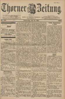 Thorner Zeitung : Begründet 1760. 1900, Nr. 125 (31 Mai) - Erstes Blatt
