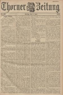 Thorner Zeitung. 1900, Nr. 131 (8 Juni) - Zweites Blatt