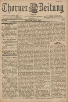 Thorner Zeitung : Begründet 1760. 1900, Nr. 142 (21 Juni) - Erstes Blatt