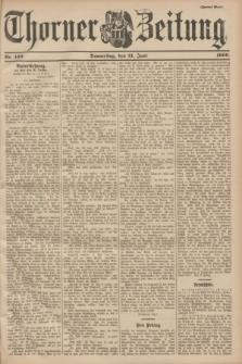 Thorner Zeitung. 1900, Nr. 142 (21 Juni) - Zweites Blatt