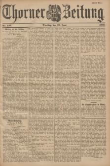 Thorner Zeitung. 1900, Nr. 146 (26 Juni) - Zweites Blatt