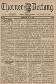 Thorner Zeitung : Begründet 1760. 1900, Nr. 154 (5 Juli) - Erstes Blatt