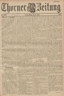 Thorner Zeitung : Begründet 1760. 1900, Nr. 154 (5 Juli) - Zweites Blatt