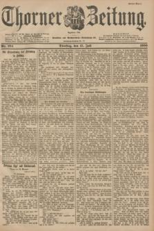 Thorner Zeitung : Begründet 1760. 1900, Nr. 164 (17 Juli) - Erstes Blatt