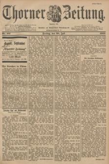 Thorner Zeitung : Begründet 1760. 1900, Nr. 167 (20 Juli) - Erstes Blatt