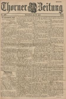 Thorner Zeitung. 1900, Nr. 168 (21 Juli) - Zweites Blatt
