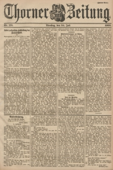 Thorner Zeitung. 1900, Nr. 170 (24 Juli) - Zweites Blatt
