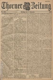 Thorner Zeitung. 1900, Nr. 206 (4 September) - Zweites Blatt