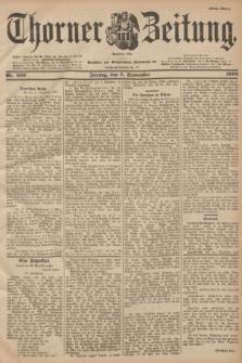 Thorner Zeitung : Begründet 1760. 1900, Nr. 209 (7 September) - Erstes Blatt